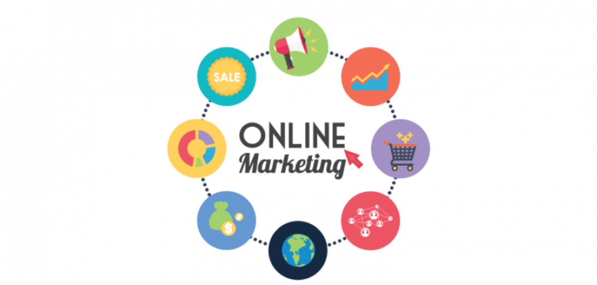 Nhân viên marketing online